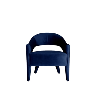 Lola Chair Navy