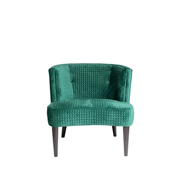 Sixties Chair Emerald Green