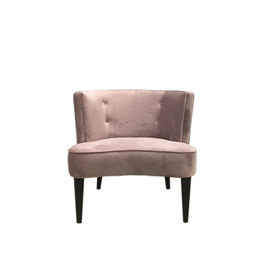 Sixties Chair Pink
