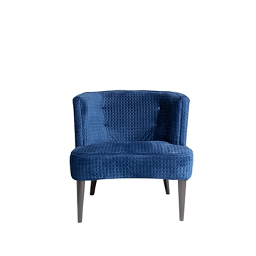 Sixties Chair Navy